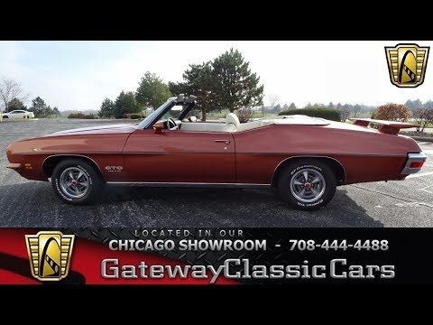 Video of '71 GTO - MC04