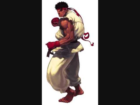 "Ryu SF2 Theme ""Become The Storm"" With Vocals Mp3"