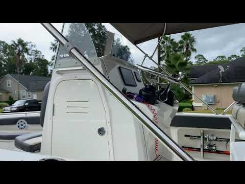 Stingray 216 CC video