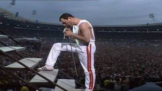 Queen - Impromptu (Live At Wembley)