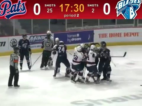 Aaron Macklin vs. Terrell Draude