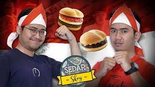 Menjajal Menu Baru Varian Burger McDonald's Daging Rendang dan Daging Sambal Balado