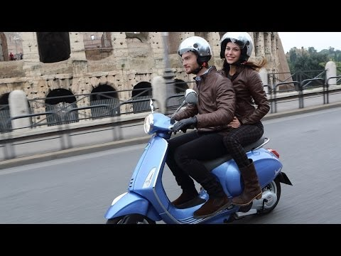 Vespa Primavera - Official video