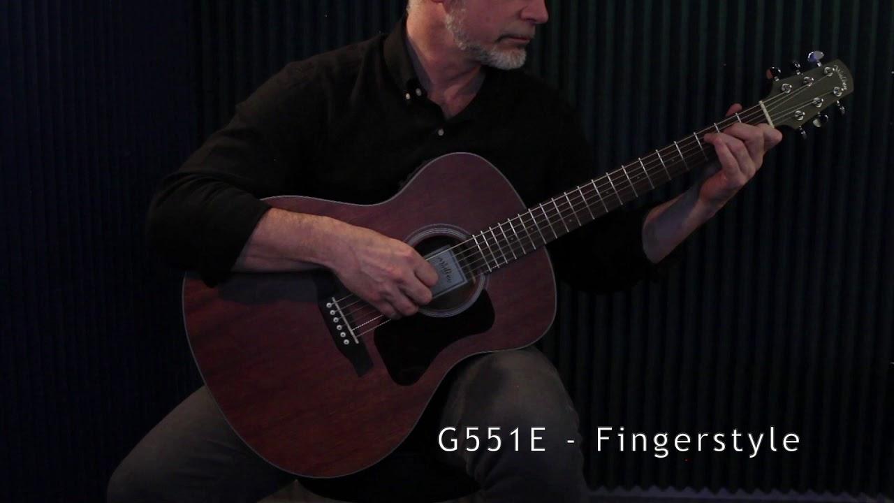 G551E - Sound Clip: Fingerstyle
