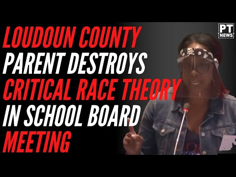 Watch: Woman Goes Off on Critical Race Theory Before School Board in Viral Speech