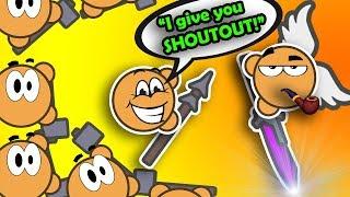 FAKE ME GIVES ME A SHOUTOUT? +Magical Sword Kills In Moomoo.io!
