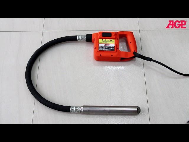 Drill operated vibrator