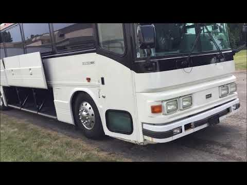 1999 Bluebird LTC-40 Motor Coach Passenger Bus | United Edge Real