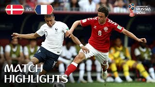 Denmark v France - 2018 FIFA World Cup Russia™ - Match 37