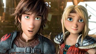 Toothless is in Danger Scene - HOW TO TRAIN YOUR DRAGON 3 (2019) Movie Clip
