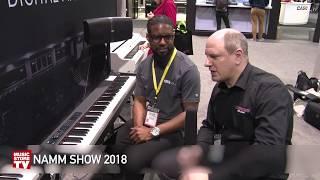 NAMM 2018 KORG D1 Digital Piano (english) | Kholo.pk