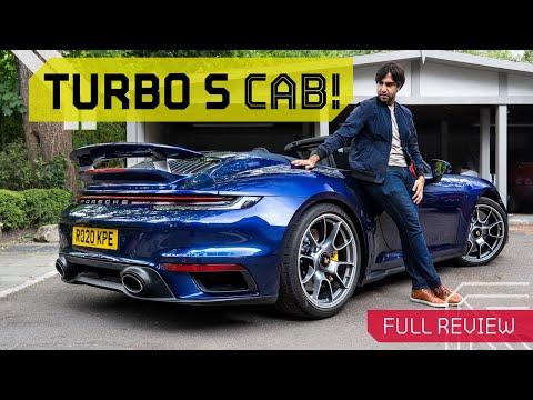 External Review Video UvHB-pojo9c for Porsche 911 Carrera, Carrera 4, Carrera S, Carrera 4S, Turbo S, Coupe & Cabriolet (992, 8th gen)