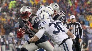 Colts vs Patriots 2015 Championship Game