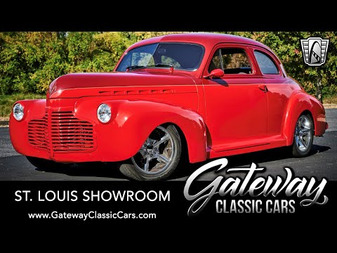 1941 Chevrolet Master (CC-1414995) for sale in O'Fallon, Illinois