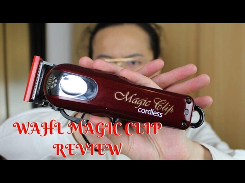 [UNBOXING] WAHL HAARSCHNEIDEMASCHINE CORDLESS MAGIC CLIP  | NUYÄN