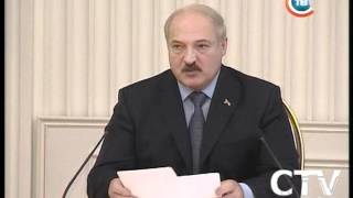 CTV.BY: Лукашенко - об амнистии в Беларуси