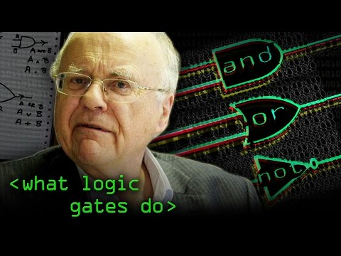 And Or Not: An Explanation Of The Logic Gates That Define Our Gadgets