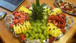 200 AMAZING FRUIT TRAY IDEAS