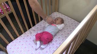 Infant Model Classroom Training Video 7 Sleeping
