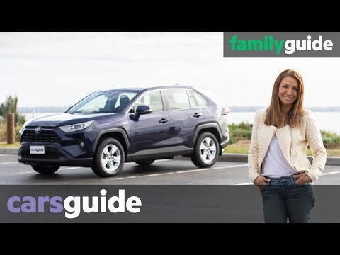 Toyota RAV4 2019 review: GX 2WD