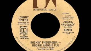 Rockin' Pneumonia and Boogie Woogie Flu