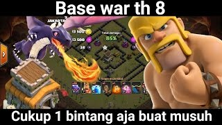 War Base Th 8 Terbaik 123vid