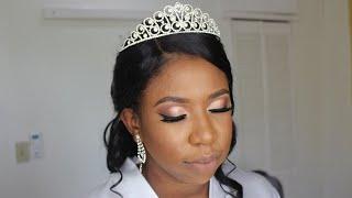 Jamaican Makeup Artist - Bridal Hair and Makeup | MSTOOFINE