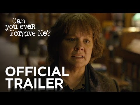Can You Ever Forgive Me? (Trailer)