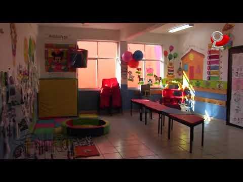Rehabilitamos instalaciones de Estancia Infantil Tlatel