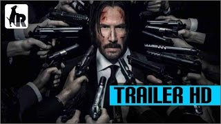 John Wick  Chapter 2 2017 Movie Official Teaser Trailer   Good To See You Again
