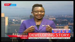 Dr. Mercy Korir describes what what the doping drug is and why it is such a big problem