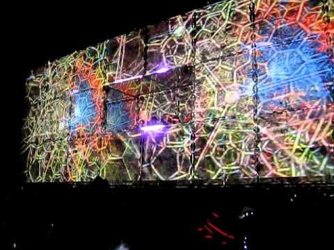 """Neurodriver dropping """"Trompeta"""" at Burning Man"""