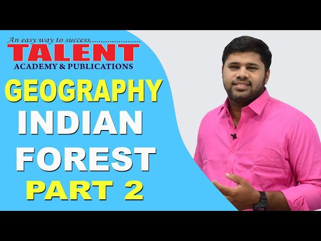 Get Full Marks for Kerala PSC Geography Questions on Indian Forest - Part 2 | Talent Academy