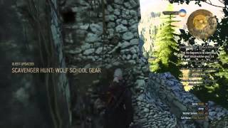 The Witcher 3:Wolf School Gear | Where to find the missing crystal