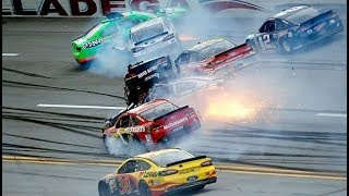 Every Big One From The Geico 500 From 2002-2019