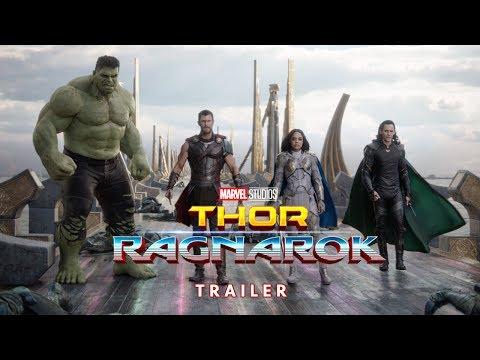 Thor: Ragnarok - Trailer Oficial | HD