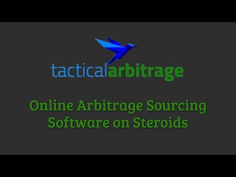 How to do Online Arbitrage Sourcing to Find Profitable Items for Amazon FBA with Tactical Arbitrage