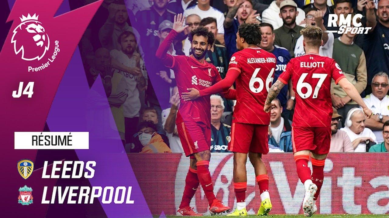 Résumé : Leeds 0-3 Liverpool - Premier League (J4)