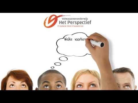 Volwassenenonderwijs? Het Perspectief! Zomercampagne 2015