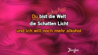 Karaoke Ich Lebe - Christina Stürmer *