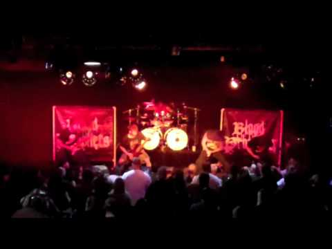 Blood of the Prophets - Exorcism Live at The Zodiac Sept 10th 2010