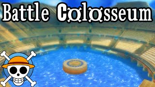 One Piece Battle Coliseum Episode 1 - Unlimited World Red