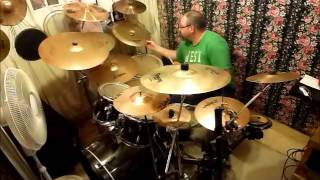 "Over My Head ""John Farnham"" Drum Cover"