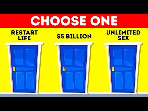 13 HARDEST CHOICES EVER! RIDDLES AND BRAIN TEASERS