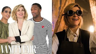 The Cast of 'Doctor Who' Recap the Show in 16 Minutes | Vanity Fair