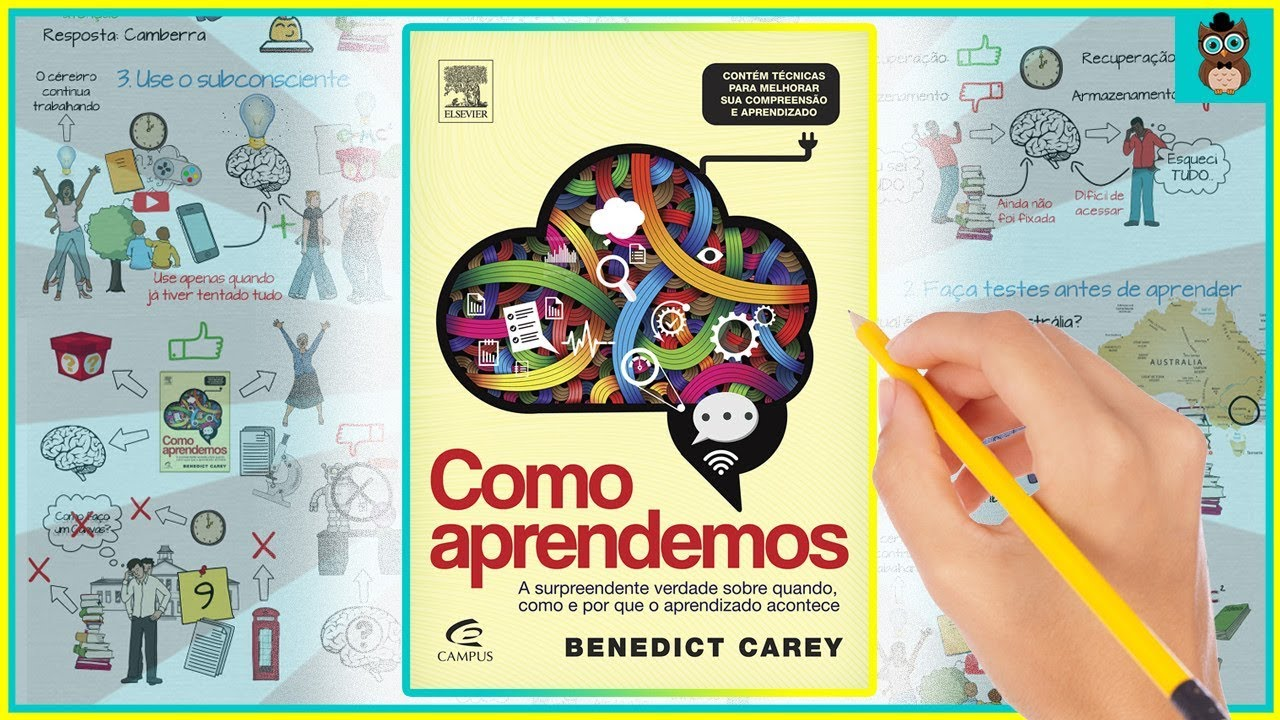 COMO APRENDEMOS - Parte 1 | Benedict Carey