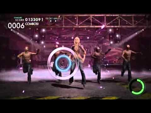 dance evolution xbox 360 song list