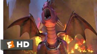 Shrek (2001) - Rescuing Princess Fiona Scene (5/10) | Movieclips
