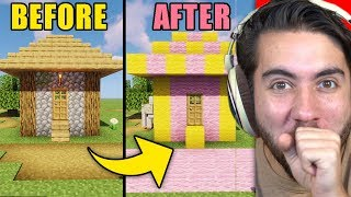 How Much Can I Change Someone's Base Before They Notice? | Minecraft