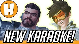 Overwatch - Reaper and Tracer Karaoke Voice Lines (Busan!)   Hammeh